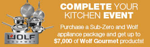 Complete your Kitchen Event